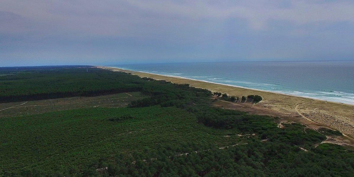 la plage à vos pieds :)