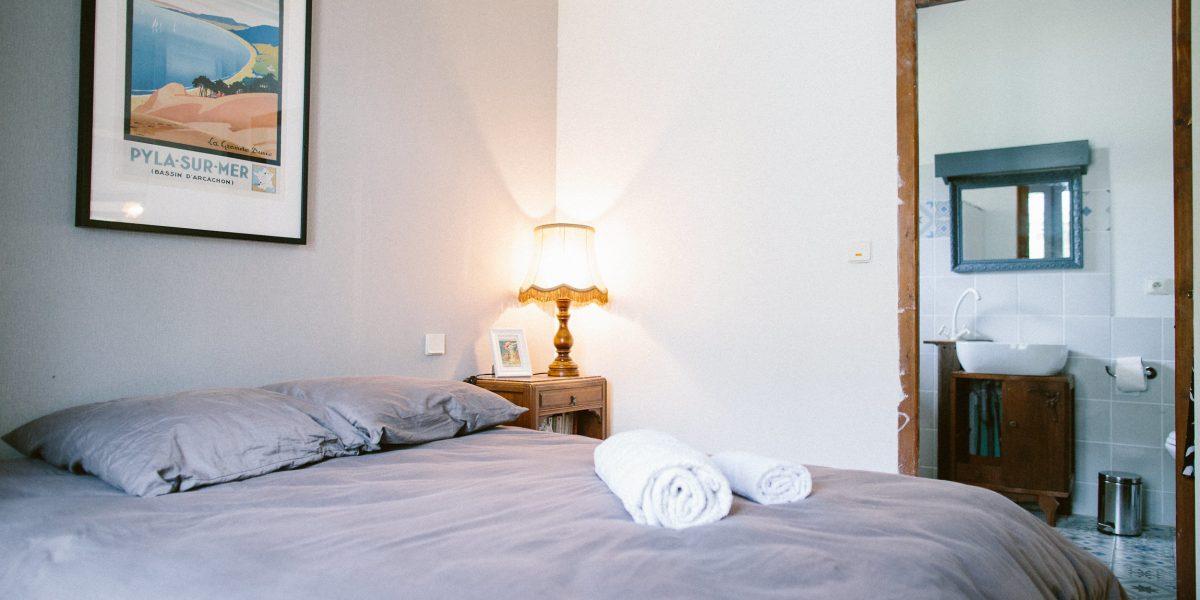 Chambre double La Jeannette