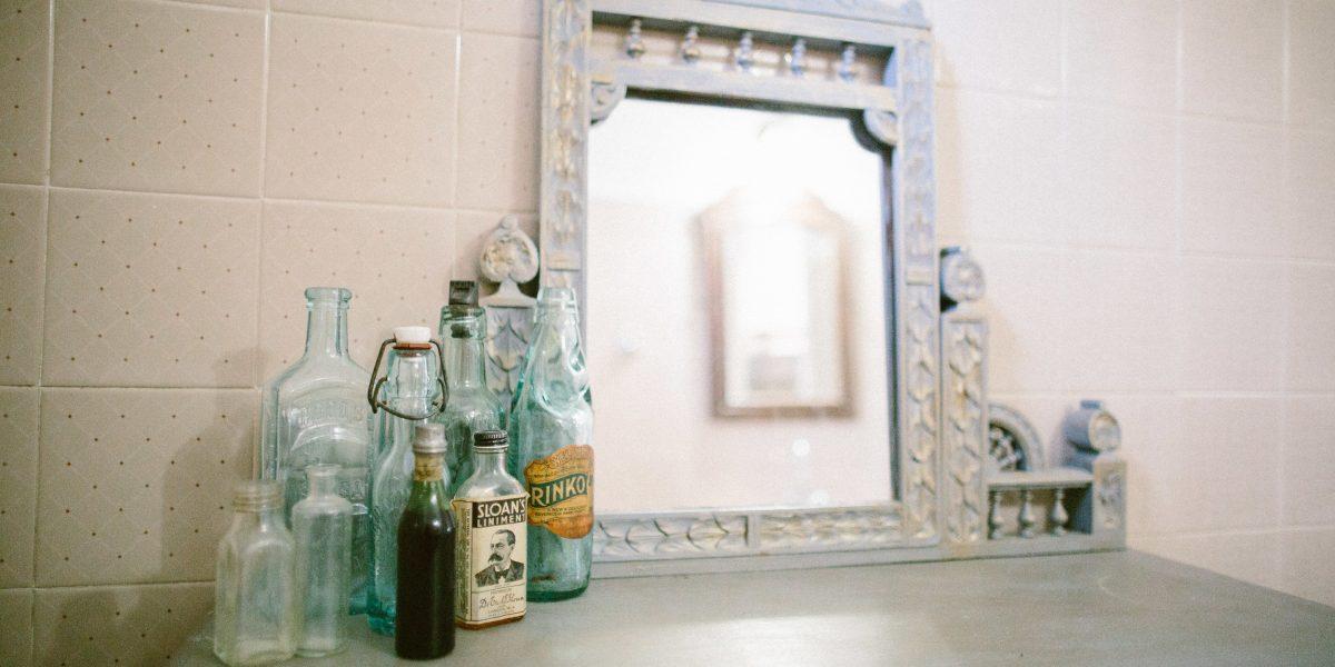 "salle de bain ""La Narnia"""