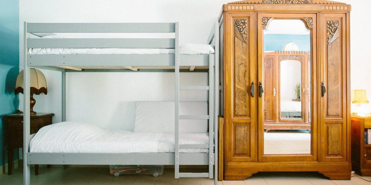 """Chambre familiale """"La Narnia"""""""