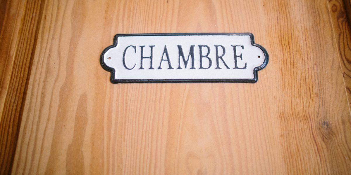 Chambre d'Hôtes labellisée