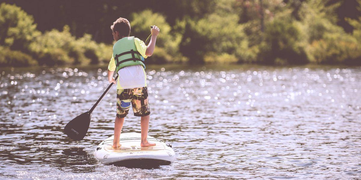 Paddle Board en location sur place