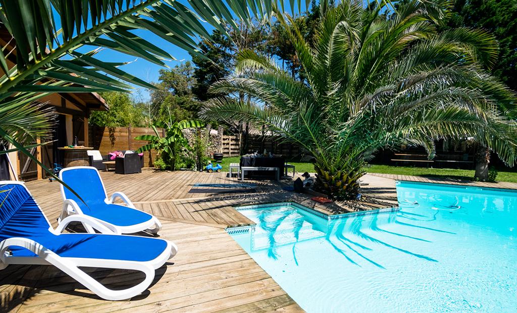 piscine soleil activité